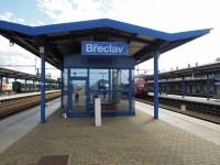 nádraží Břeclav