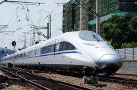 čínský rychlovlak CRH380A
