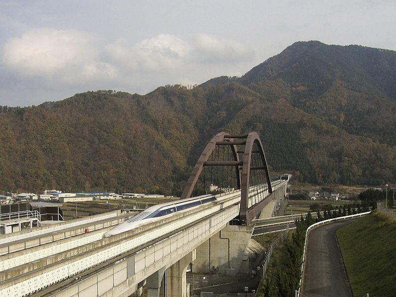 Yamanashi šinkanzen