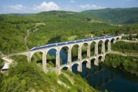 vlakem do Francie