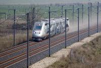 TGV 574 km/h rekord