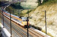 TGV Paris-Sud-Est