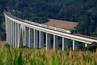 vysokorychlostní tratě Německo