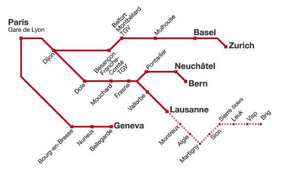 TGV Lyria