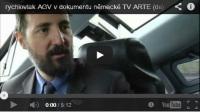 reportáž o rychlovlaku AGV