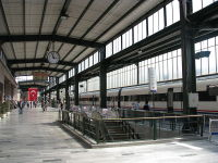 nádraží Ankara