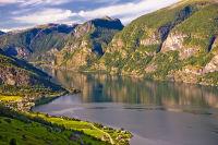 Aurlandsfjord a Flam