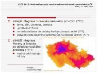 dopady VRT na regiony
