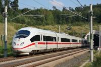 ICE 3 Kolín-Frankfurt