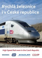 kniha Rychlá železnice i v ČR