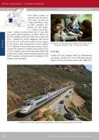 kniha rychlá železnice Francie