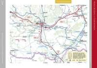 kniha rychlá železnice mapa JMK