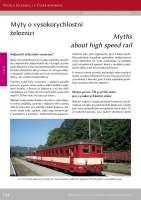 kniha rychlá železnice mýty