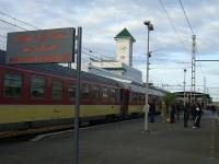 nádraží Casablanca