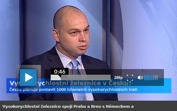 Petr Šlegr v ČT