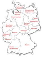 vlak Německo zemské jízdenky
