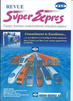 časopis Asociace vysokorychlostní železniční dopravy