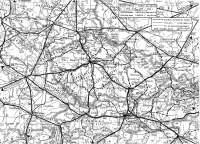 návrh tras VRT 1995