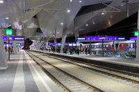 Wien Hbf koleje