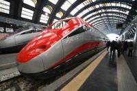 vlakem do Itálie