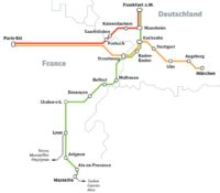 Praha-Lyon-Marseille