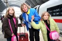 cestování vlakem s dětmi do 15 let zdarma