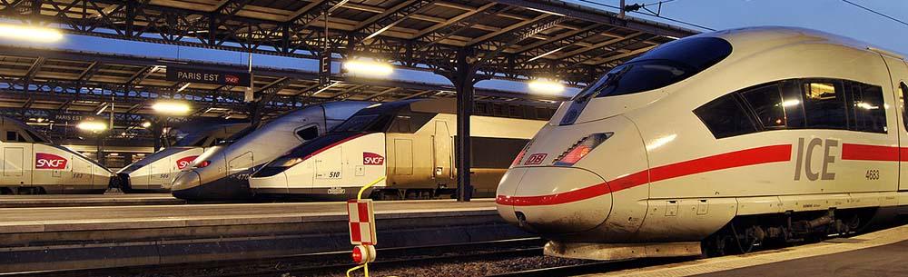 Vlakom do Francúzska