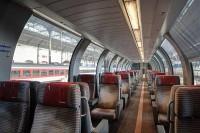 vlakom do Švajčiarska