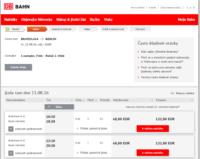 ako kúpiť lístok DB Bahn