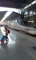 nádraží Málaga
