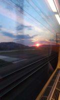 z okna TGV