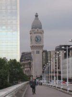 nádraží Paříž Gare de Lyon