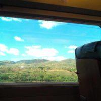 vlak Barcelona - Málaga