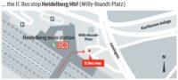 bus Praha - Heidelberg