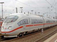 vlak Praha - Dortmund