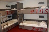 ubytování v hostelu Mnichov