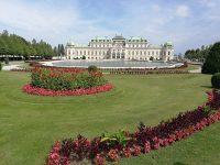 zámek Belveder ve Vídni