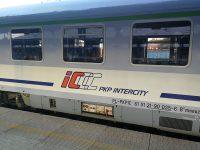 PKP intercity z Vídně