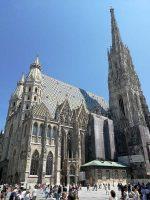 katedrála Sv. Štěpána Vídeň